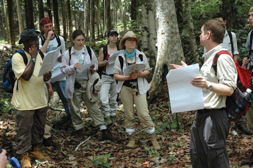 Environmental science program
