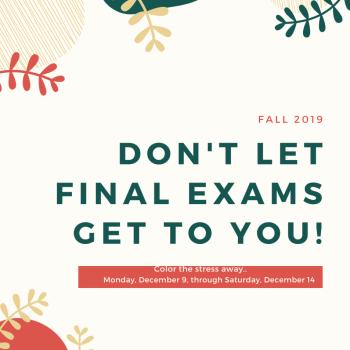 Final Exam Coloring Fall 2019