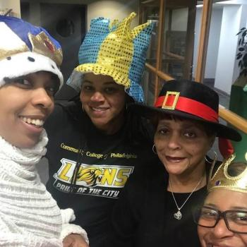 Crazy Hat Day @ NWRC Library