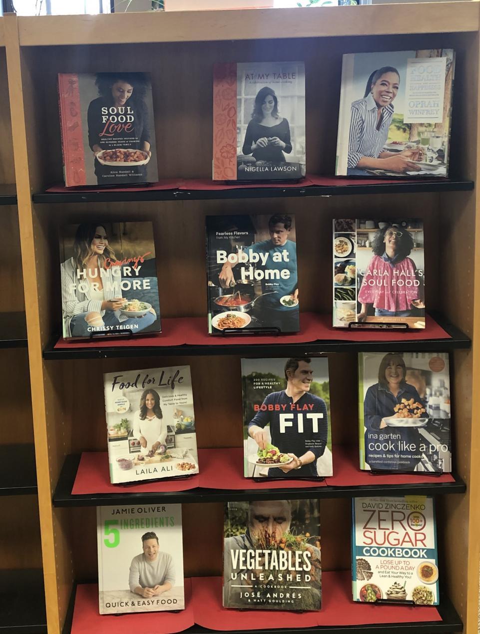 Holiday Cookbooks @ NWRC
