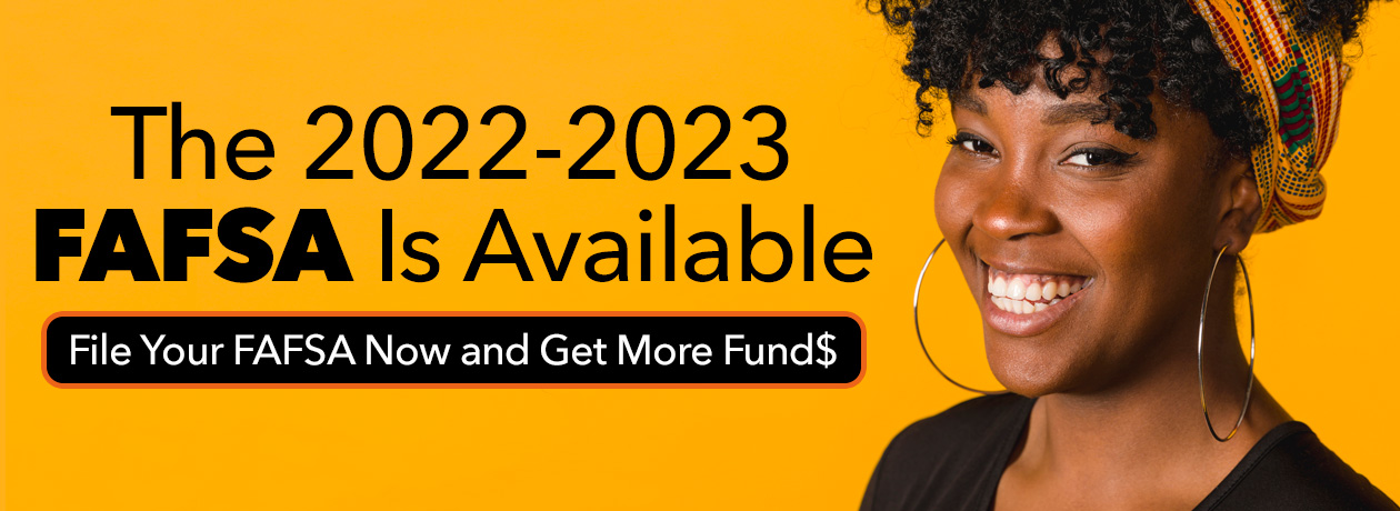 FAFSA Is Available!