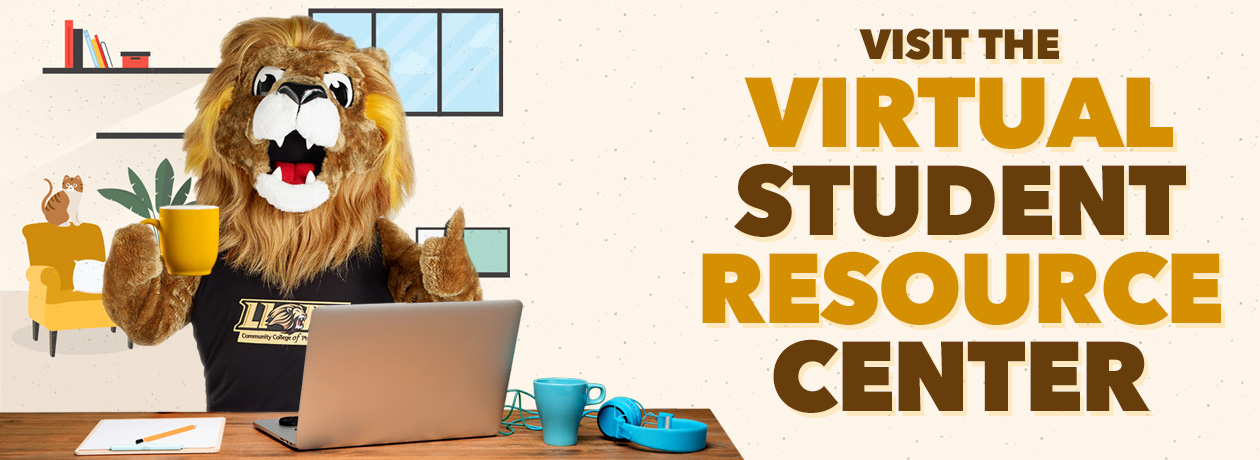 Visit the Virtual Student Resource Center