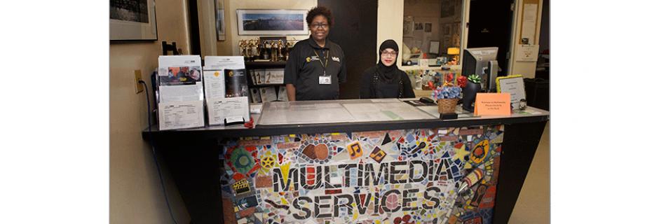 Multimedia Staff