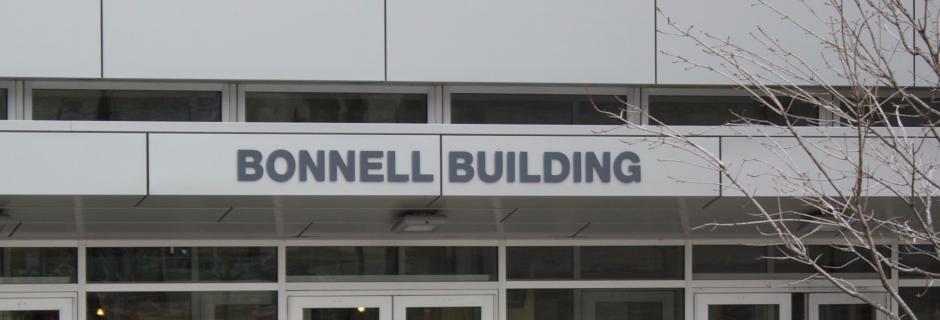 Bonnell Building entrance