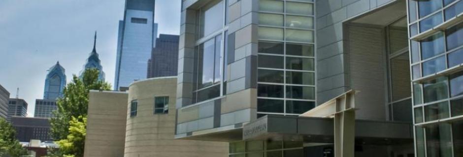 Pavilion Building at Community College of Philadelphia.