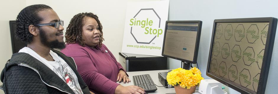 Single Stop Support at CCP