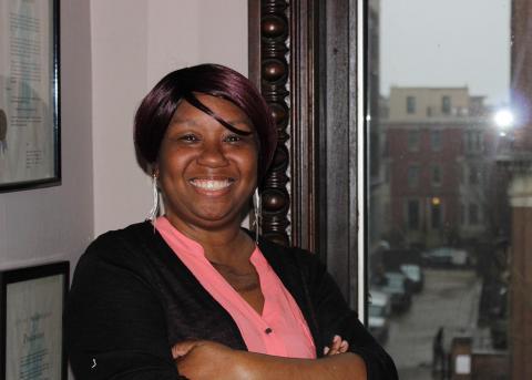 Photo of student, Renee